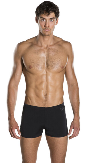 speedo Boom Splice Aquashort Men Black/Oxid Grey